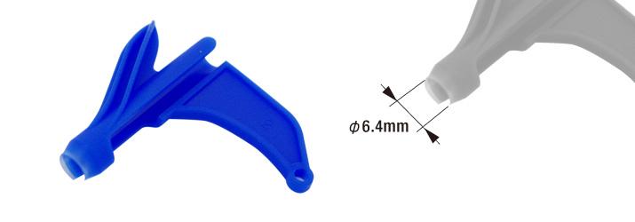 コルゲートチューブ用簡易工具